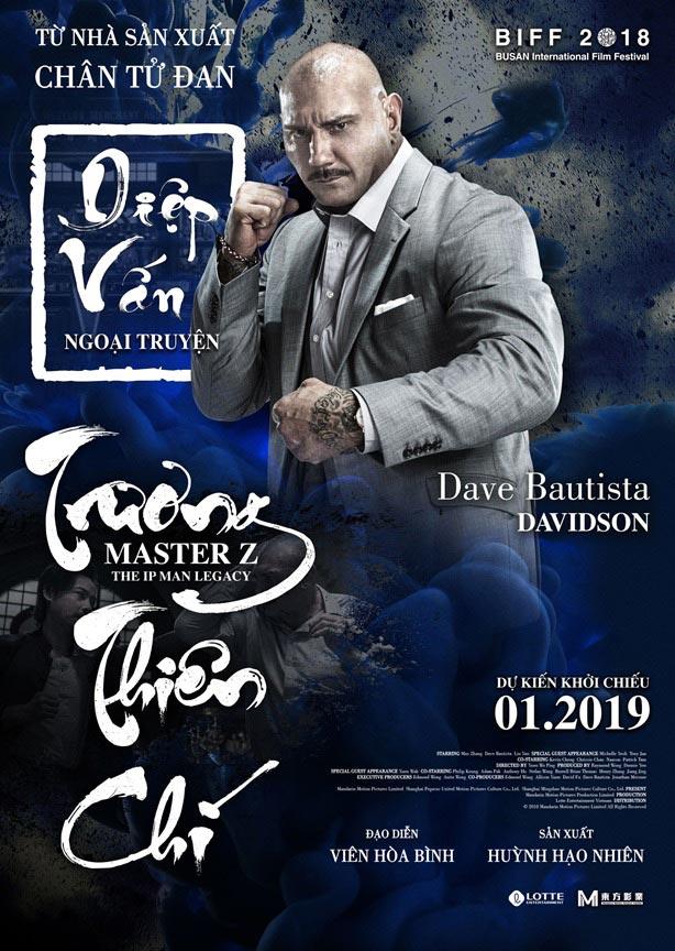 diep van ngoai truyen dave bautista 7ea59b Từ Tony Jaa đến Dave Bautista – cao thủ nổi tiếng đều hội tụ trong Diệp Vấn Ngoại Truyện