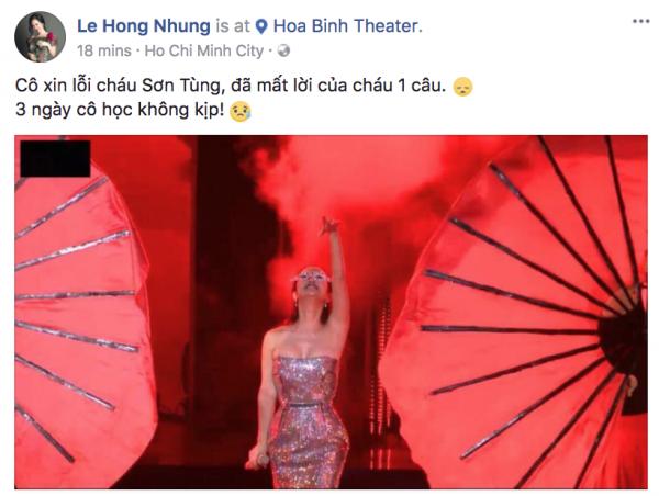 hong nhung 34e2 Những điểm bất hợp lý trần trụi tại ZMA 2017 khiến cho fan gọi đây là giải ao làng