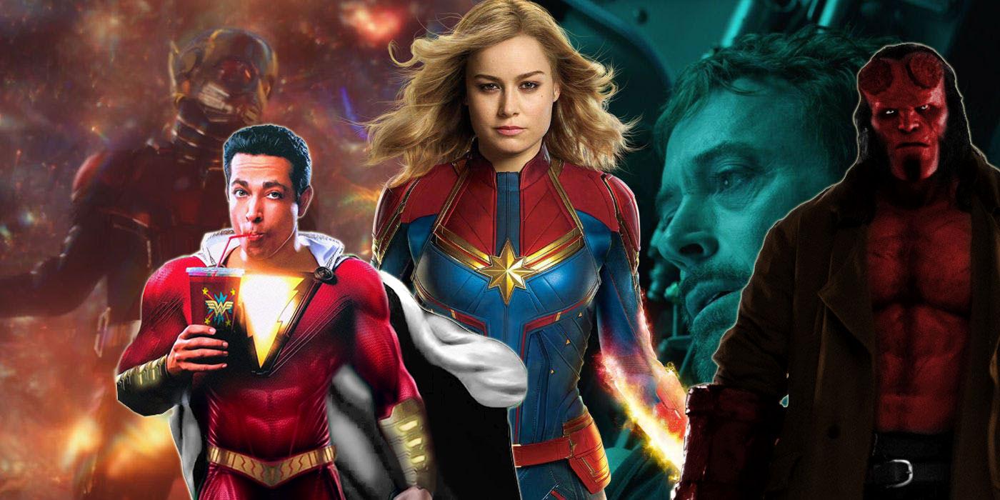 phim sieu anh hung 2019 01 2820b7 Chuẩn bị đón chào những siêu anh hùng sẽ công phá màn ảnh rộng 2019